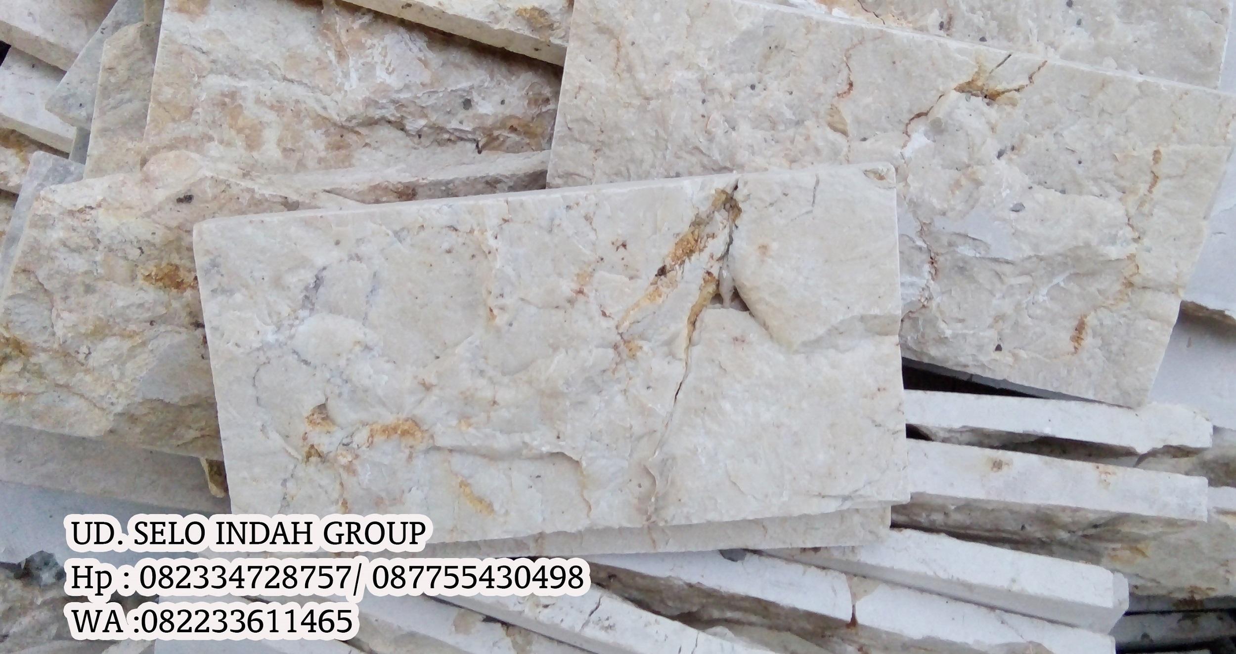 Jual Batu Marmo Putih Harga Murah Tulungagung
